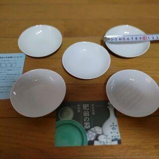 小皿5枚セット(未使用品)☺️