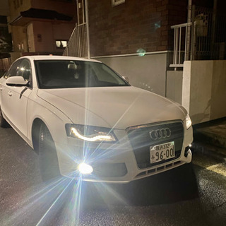 "BBSホイール装着 低走行 美車 大人気の""Audi A4…"