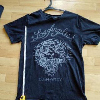 ■古着 Ed Hardy ( エドハーディー) Tシャツ■サイズ...