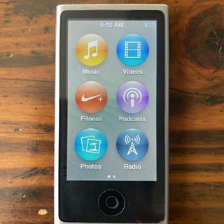 iPod nano 第7世代 16GB【動作確認済み】
