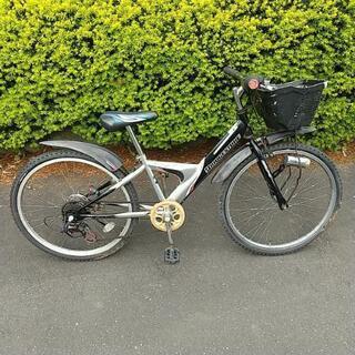 自転車 マウンテンバイク 子ども 24インチ