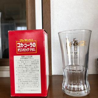アトランタオリンピック コカコーラグラス 未使用