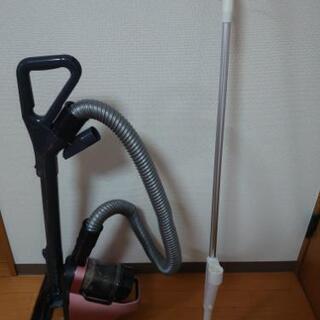 掃除機+お掃除セット