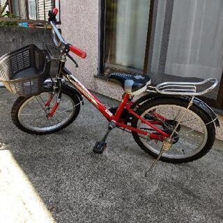 自転車 18  子ども用