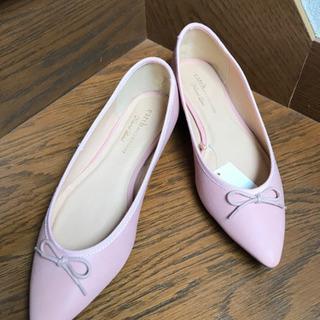 可愛いピンクのパンプス ほぼ未使用