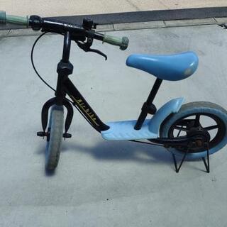 【ネット決済】バランスバイク。ストライダー風ペダル無し自転車