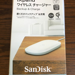 iPhone データバックアップ SanDisk iXpa…