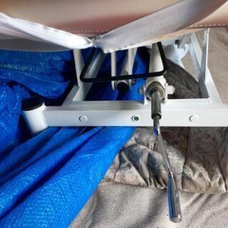 マッサージベット高さ調整機能付ジャンク