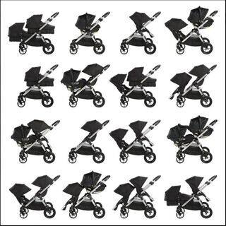 Baby Jogger City Select Double S...
