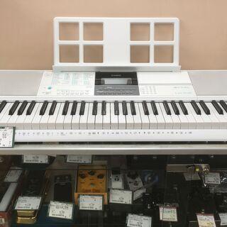 【未使用・美品!電子キーボード】61鍵盤 CASIO(カシオ) ...