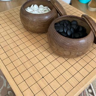 【ネット決済】碁盤と碁石のセット