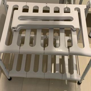 厨房 片付け工具 棚 - コスメ/ヘルスケア