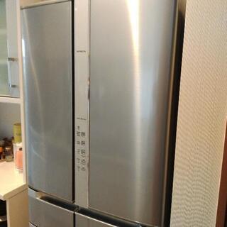 日立 フレンチ6ドア冷蔵庫