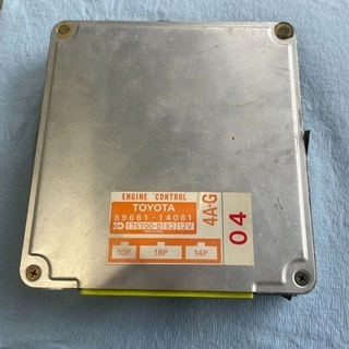 AA63カリーナ ノーマルコンピューター