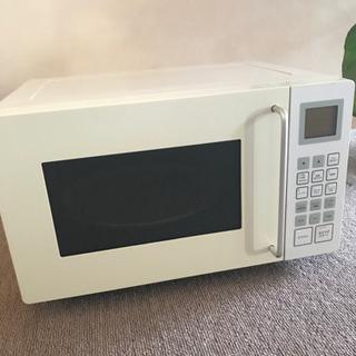 おしゃれな無印良品のオーブン電子レンジ トースター グリル