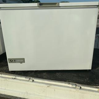 【ネット決済・配送可】中古 冷凍庫