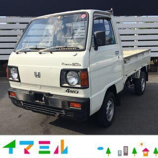 【コミコミ価格♪】ホンダ アクティトラック SDX 4WD 5速...