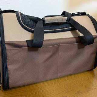 【ネット決済】ほぼ新品 高級ドッグキャリー ケージ バッグ