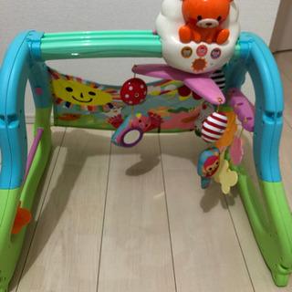 赤ちゃんの知育メリー&ジム peopleおもちゃ