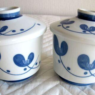 蒸し茶碗7個セット(新品未使用)