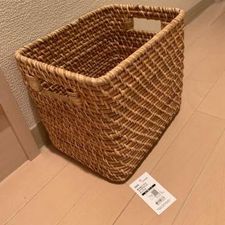 【新品】ニトリ バスケット ライド2 縦型ハーフ