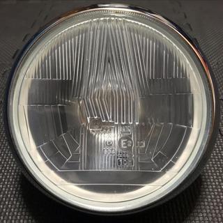 凹みシビエ cibie ヘッドライト 当時物 絶版 160パイ ...