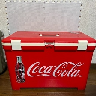 レア コカ・コーラ  ブランド クーラーボックス 大 35L