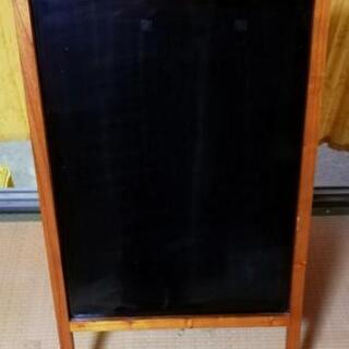 黒板 看板 ブラックボード A看板 スタンド 案内 ウェルカムボード