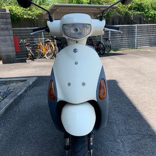 レッツ4、バイク