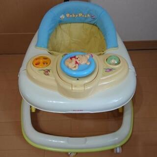baby pooh 用途いろいろ 歩行器 💴⤵️