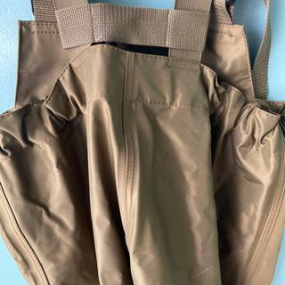 防水つなぎ エントラント ウエストフェルトウェダー  25.5cm ケルプ 防水ズボン 胴長長靴  - 売ります・あげます