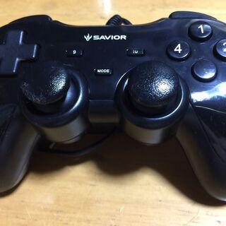 USBゲームパッド 12ボタン