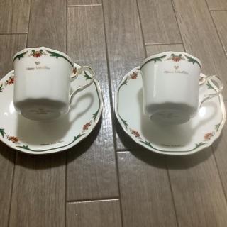 コーヒーカップ2つ(取りに来てくれる方限定)