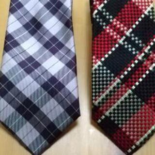 ネクタイ2本