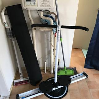 健康器具 何かのトレーニング