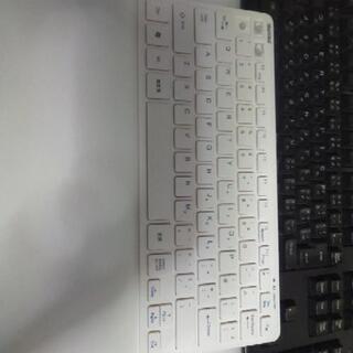 ジャンク ワイヤレスキーボード iBUFFALO