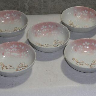 未使用か使用少なめの物 小皿5個 christian Koban...