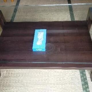 リビングテーブル(ガラステーブル)