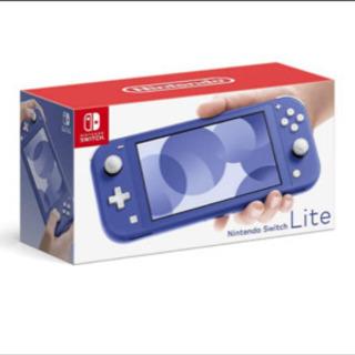 Nintendo Switch Lite 本体 ブルー