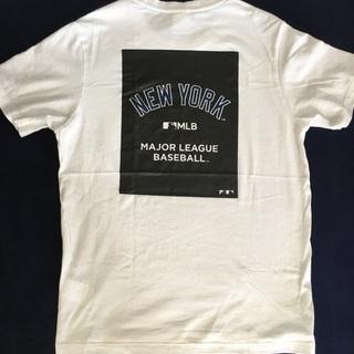 NYヤンキース Tシャツ バックプリント