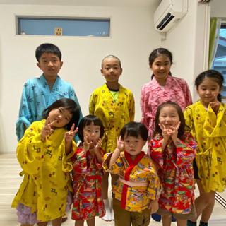 琉球舞踊子ども体験教室