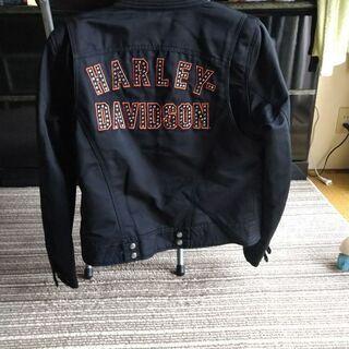 ハーレー綿ジャケット サイズS