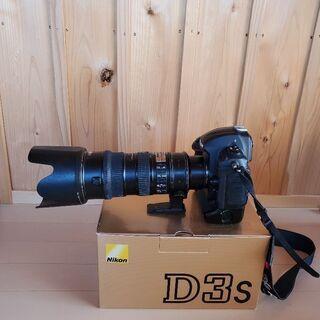 ニコンD3S望遠レンズセット