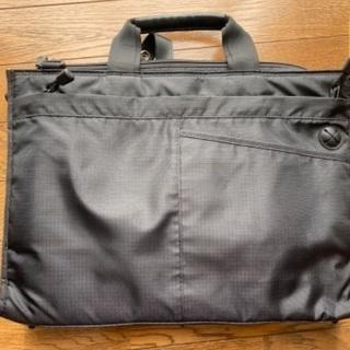 就活用に ビジネスバッグ ナイロン素材