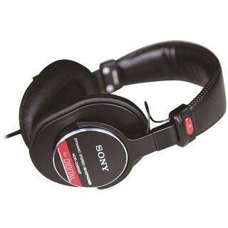 SONY 密閉型スタジオモニターヘッドホン MDR-CD9…
