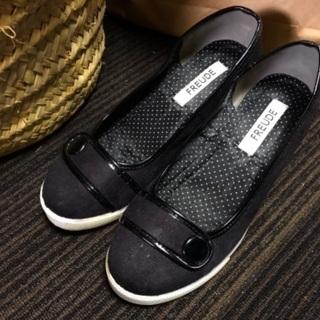 履きやすい黒パンプス3L