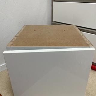 ニトリ プッシュ式 ボックス収納 可動棚