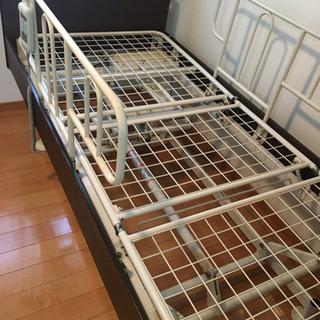 【ネット決済】6月限定 パラマウントベッド 介護用ベッド 更に値...