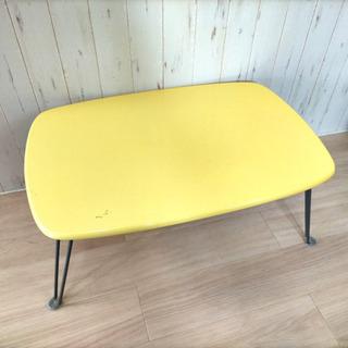 折りたたみテーブル ちゃぶ台 配送室内設置可能‼︎ R05030