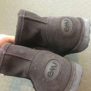 EMU ブーツ 23cm